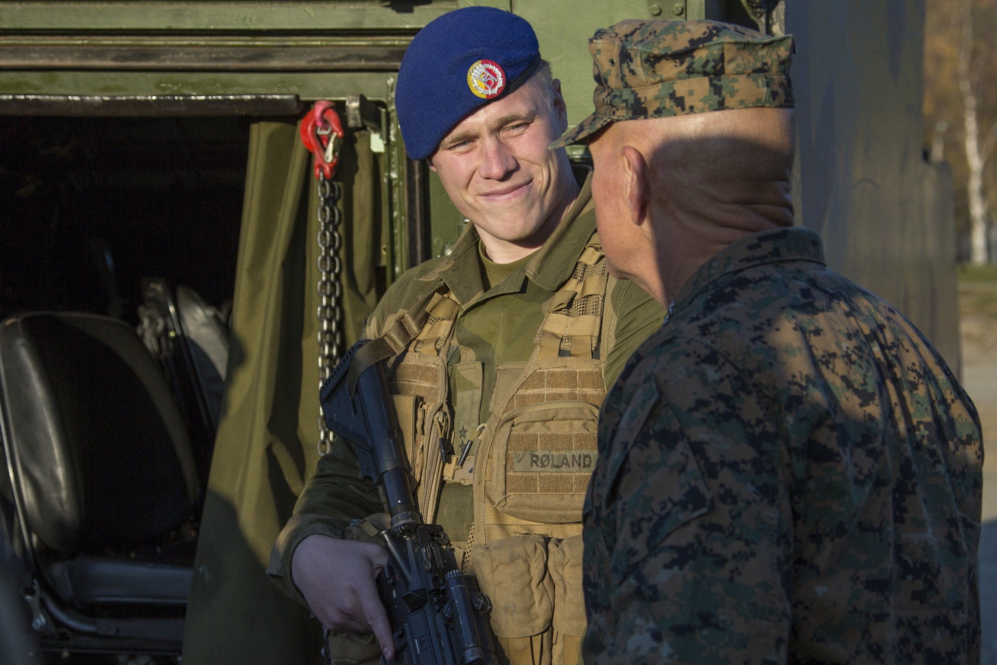 Norwegian leaders want to know why US Marines are stationed in the country