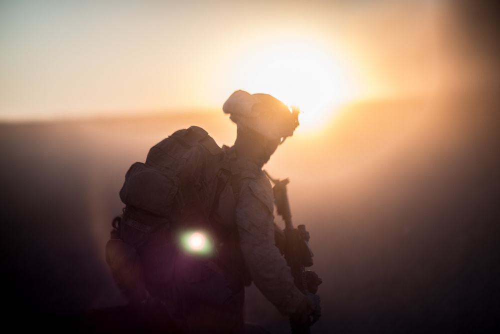 The rapid pace of the Corps' modernization efforts invites a host of manpower challenges, especially as the Corps expects tepid growth over the coming year. (Cpl. Carlos Lopez/Marine Corps)