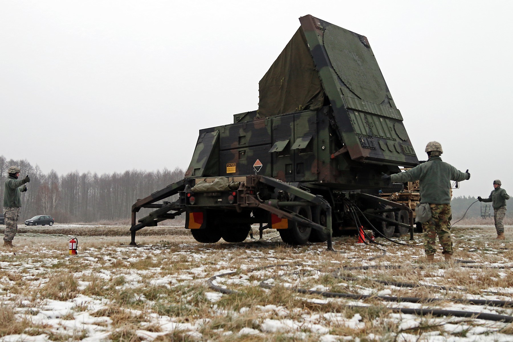 US State Department clears Poland's $10.5B request to buy Patriot