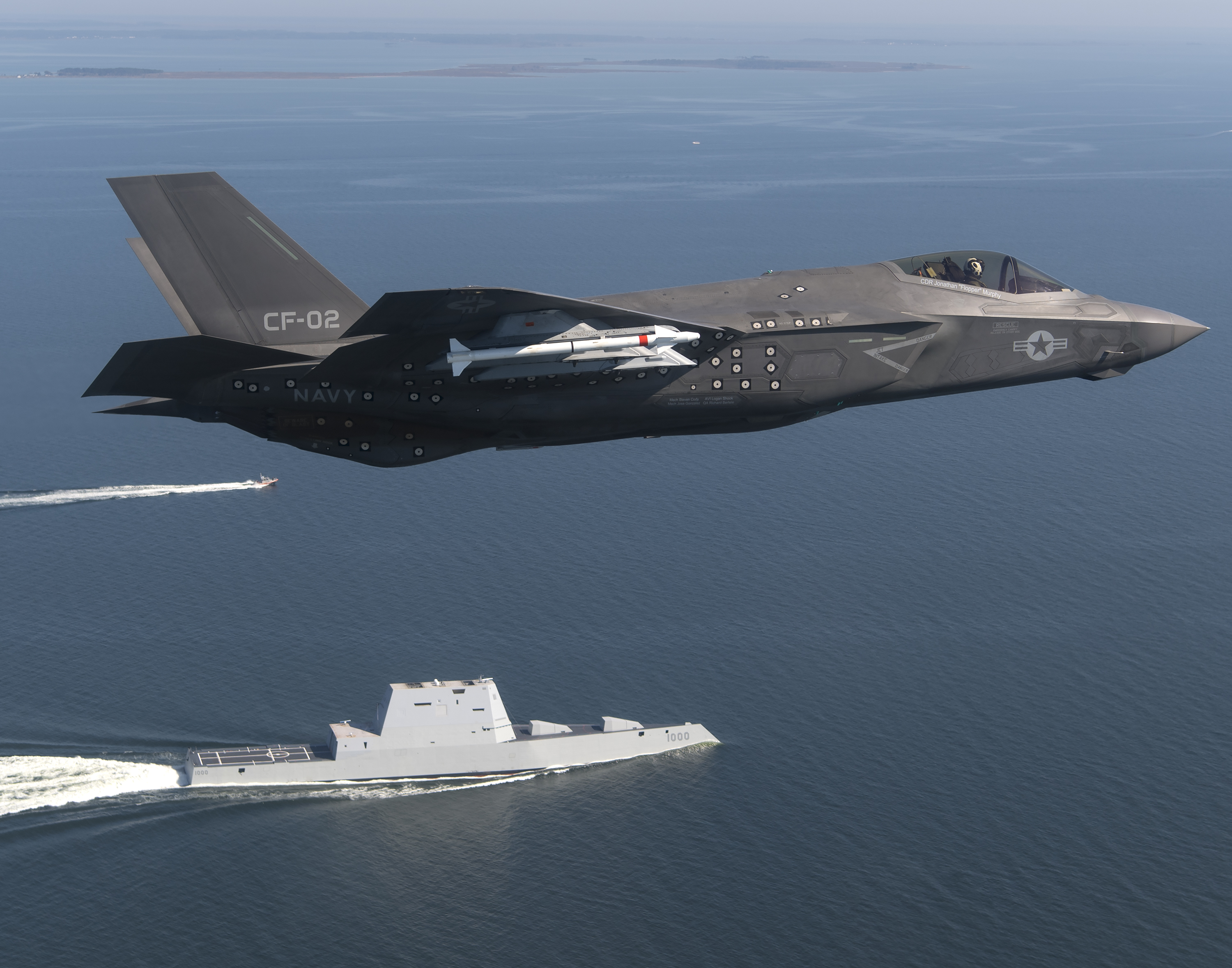 Documents provided to Defense News revealed issues facing the F-35 fighter jet as it neared a major milestone. One issue in particular stood out to readers: Supersonic speeds could cause big problems for the jet′s stealth coating. (Andy Wolfe/U.S. Navy)