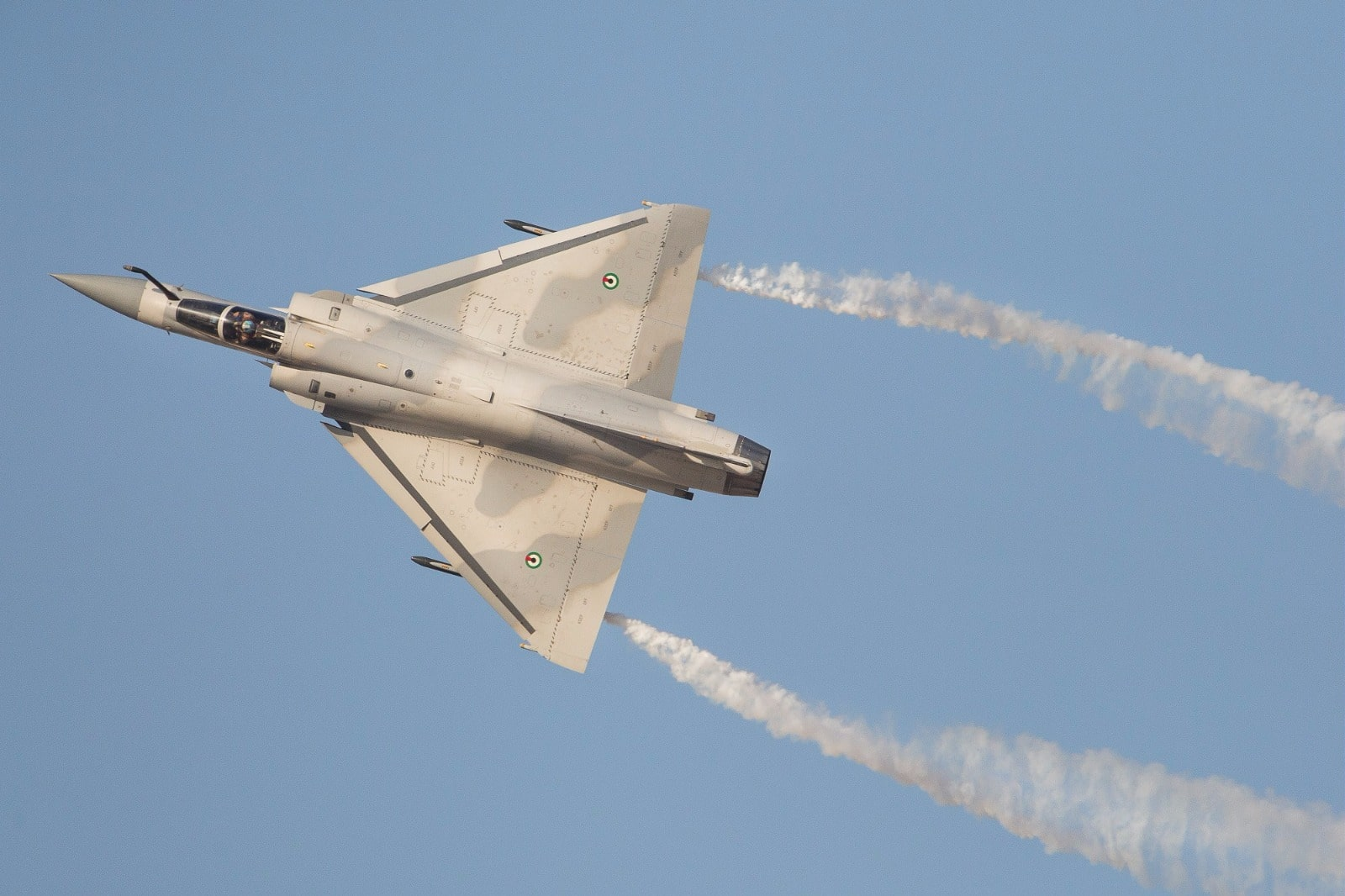 Dassault to modernize UAE's Mirage fleet for a reported $350M