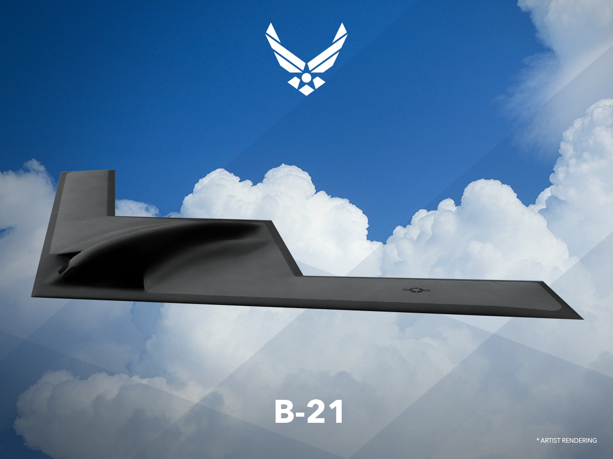 B-21 Raider covertly completes preliminary design review
