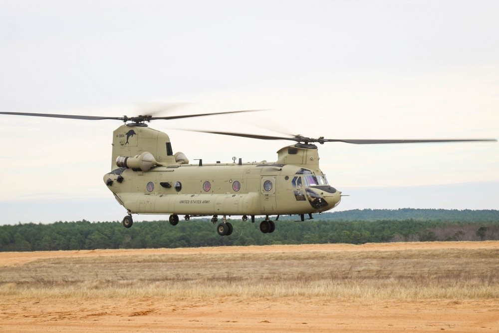 Saudi Arabia Chinook Buy Could Help Close US Army Production Gap