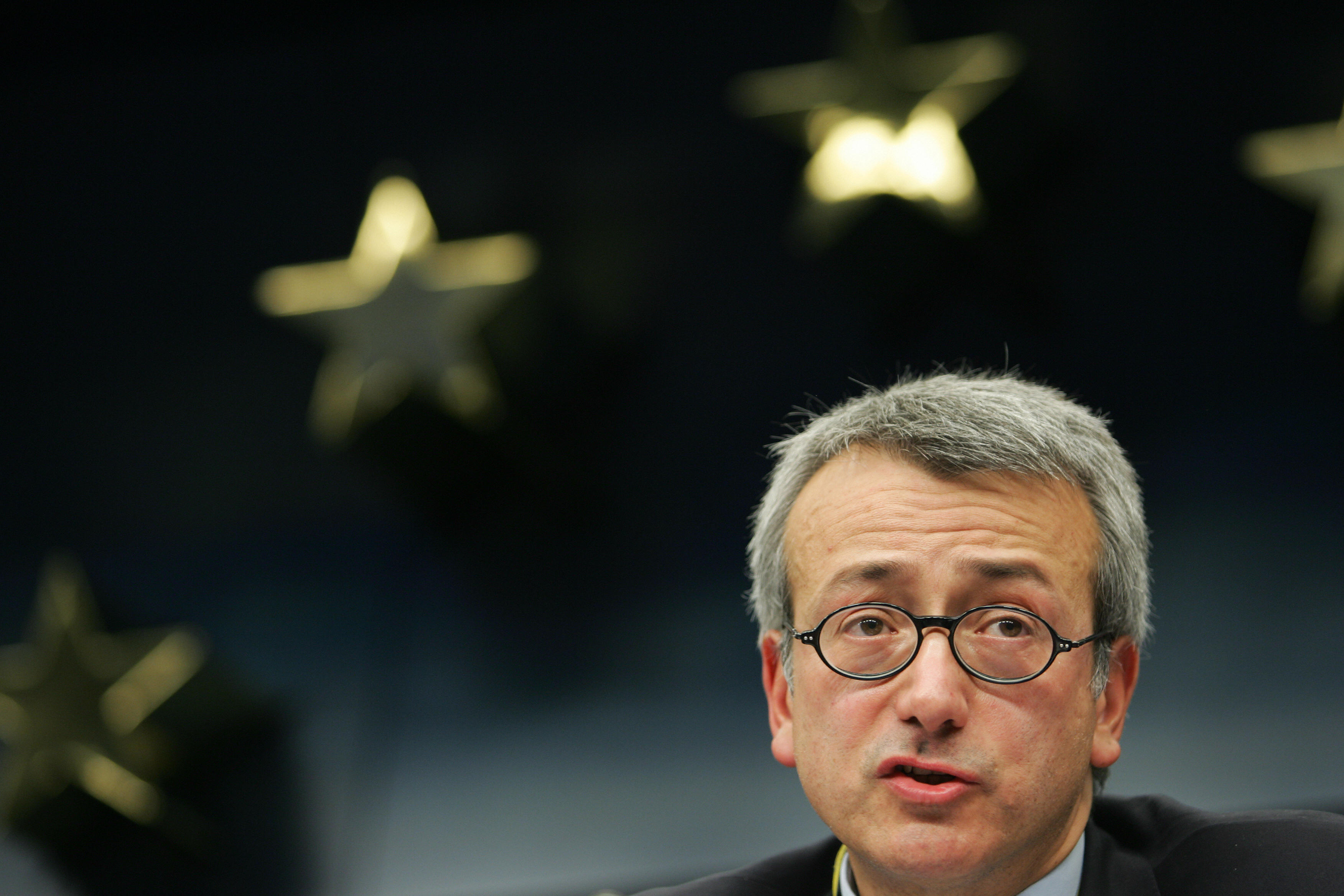 Pedro Serrano is a diplomat with the EU's European External Action Service. (John Thys/AFP via Getty Images)