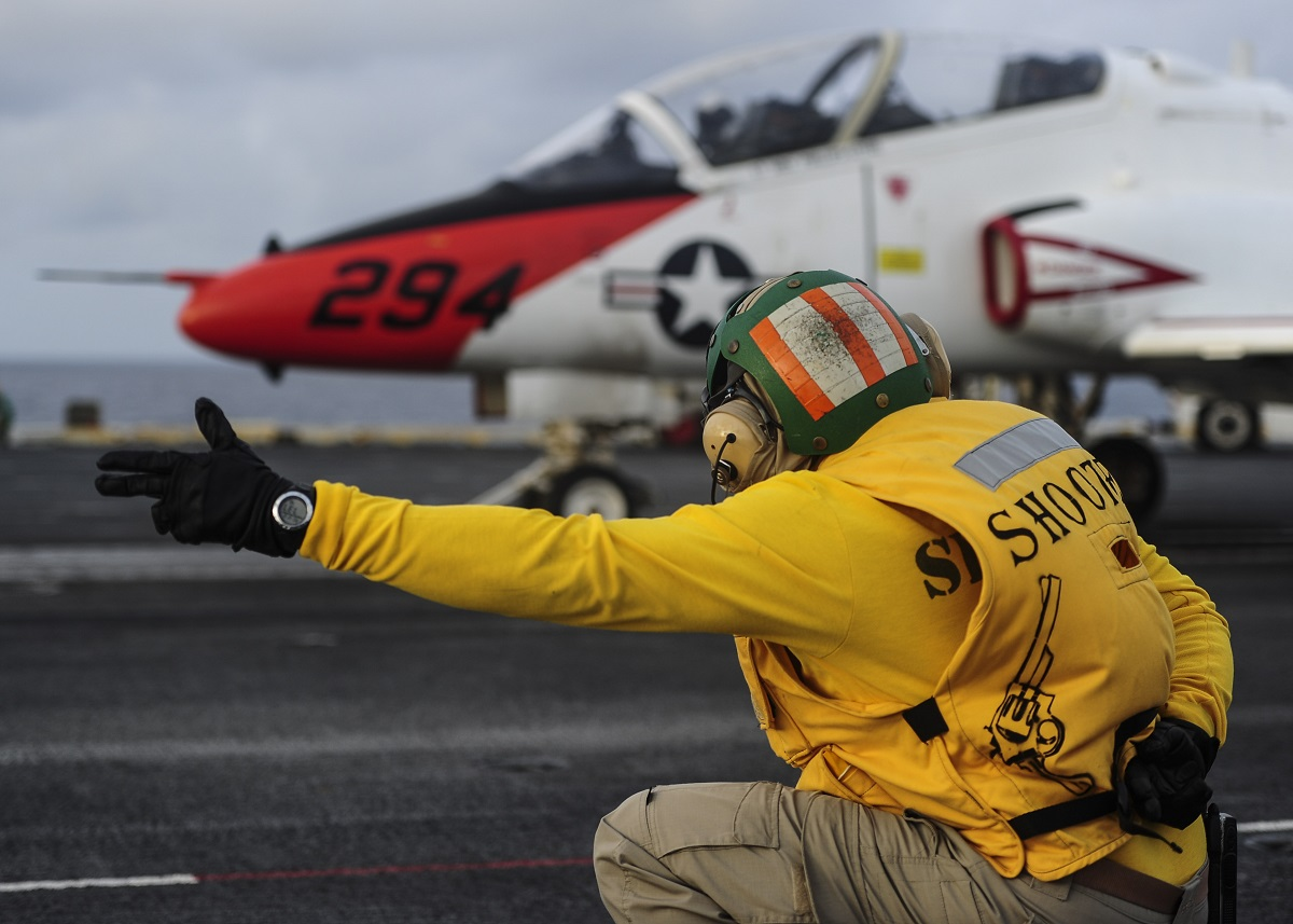 The rate of oxygen loss events in the Navy's training jets has plummeted in the last 6 months