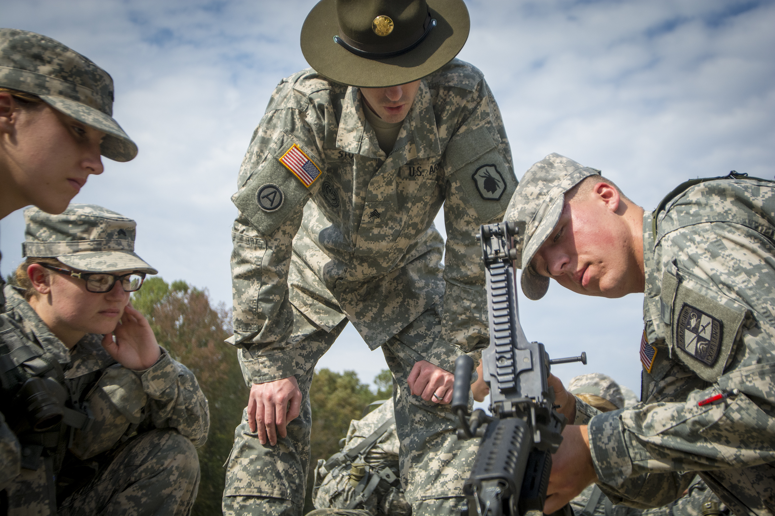 How to Become an Army Drill Sergeant