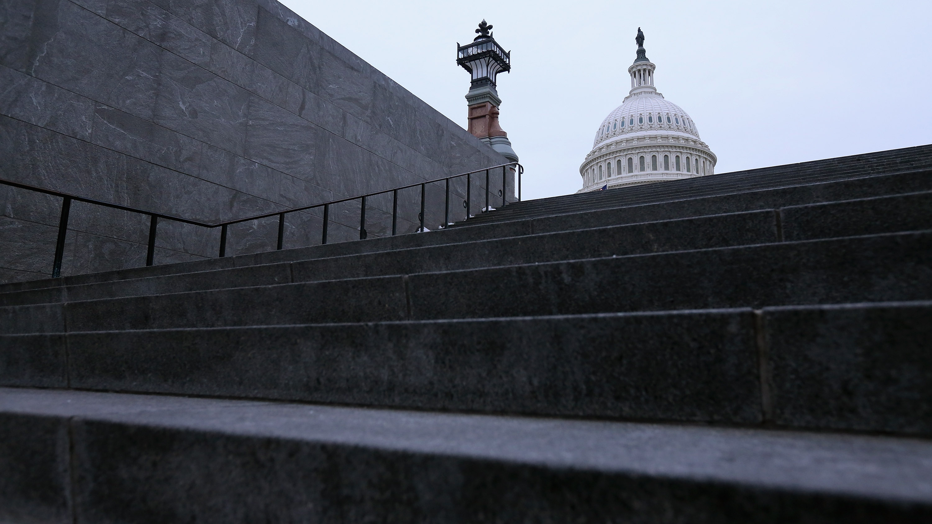 After holiday break, shutdown threat looms for Congress