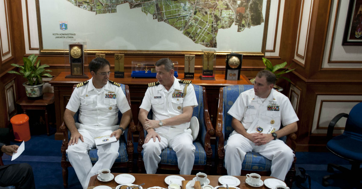 'Fat Leonard' admiral keeps high-level security clearance