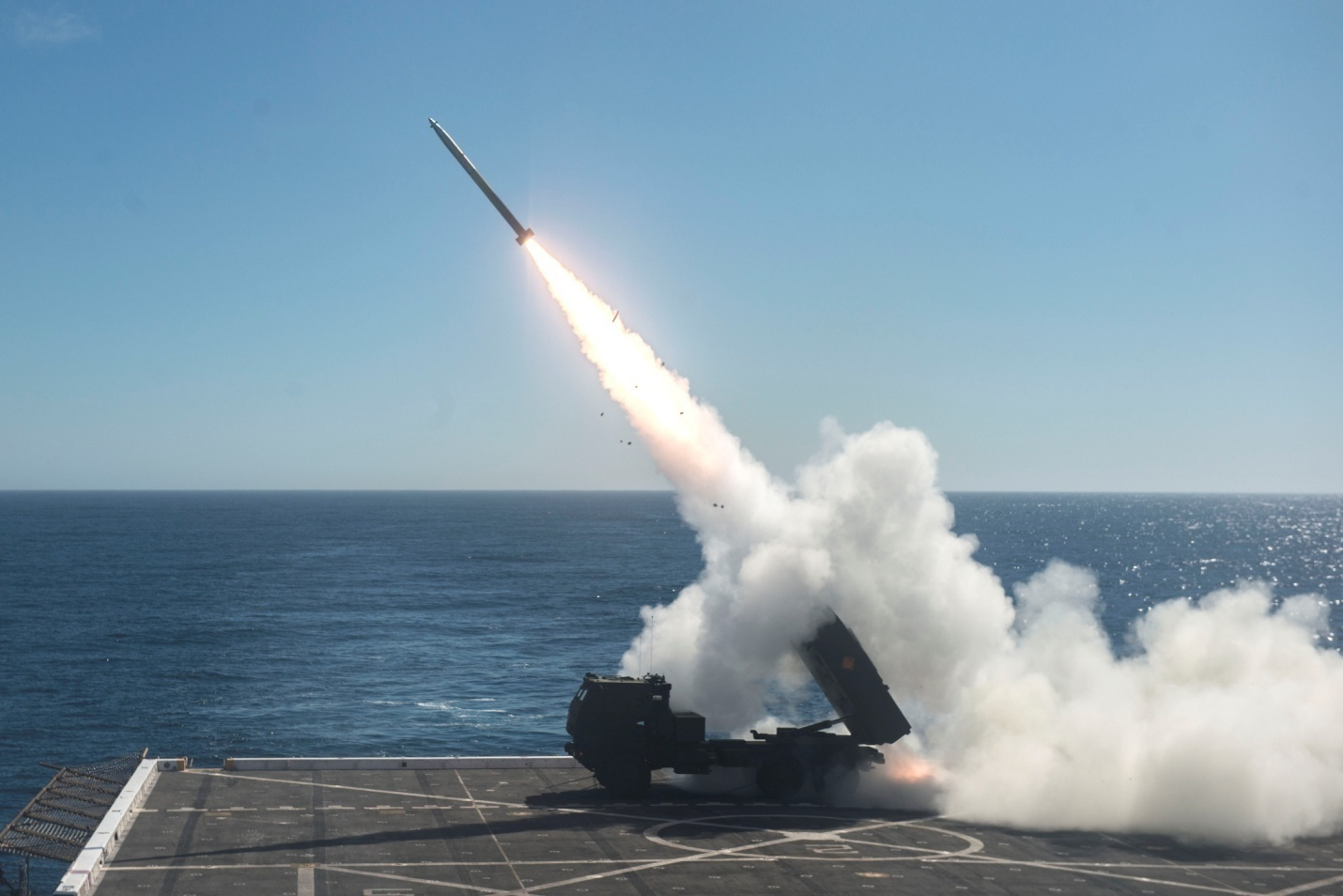 Marines look to increase range and lethality of artillery, mortars