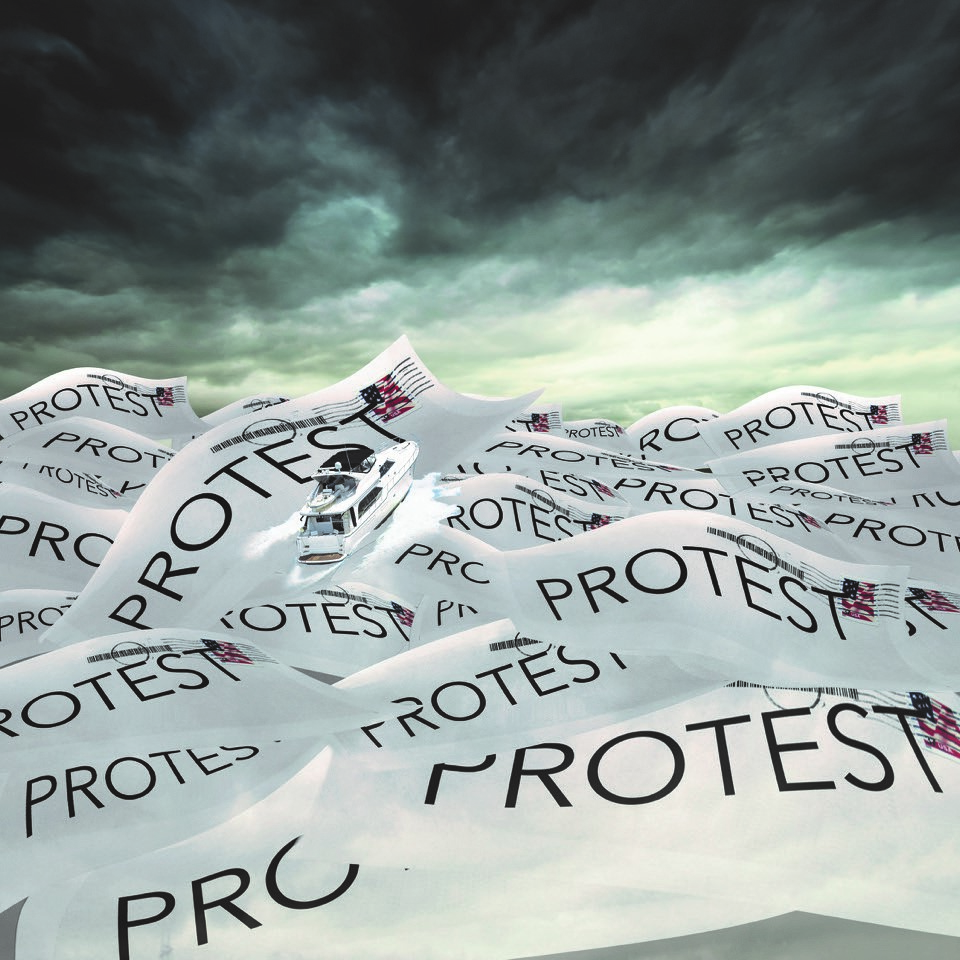 Drowning in protests: Can agencies stem the rising tide?