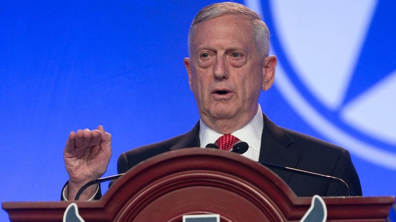 Mattis: Budget uncertainty leads to questions of whether America 'has the ability to survive'