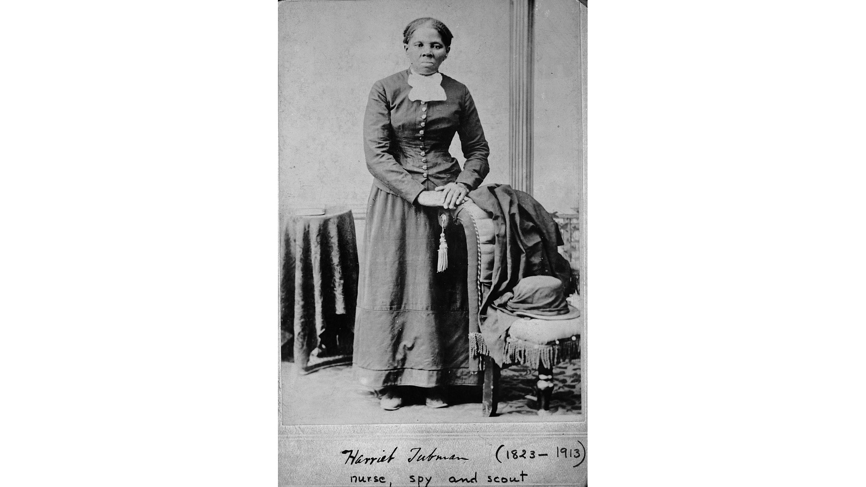 How Harriet Tubman's military service added up to $20 — a month