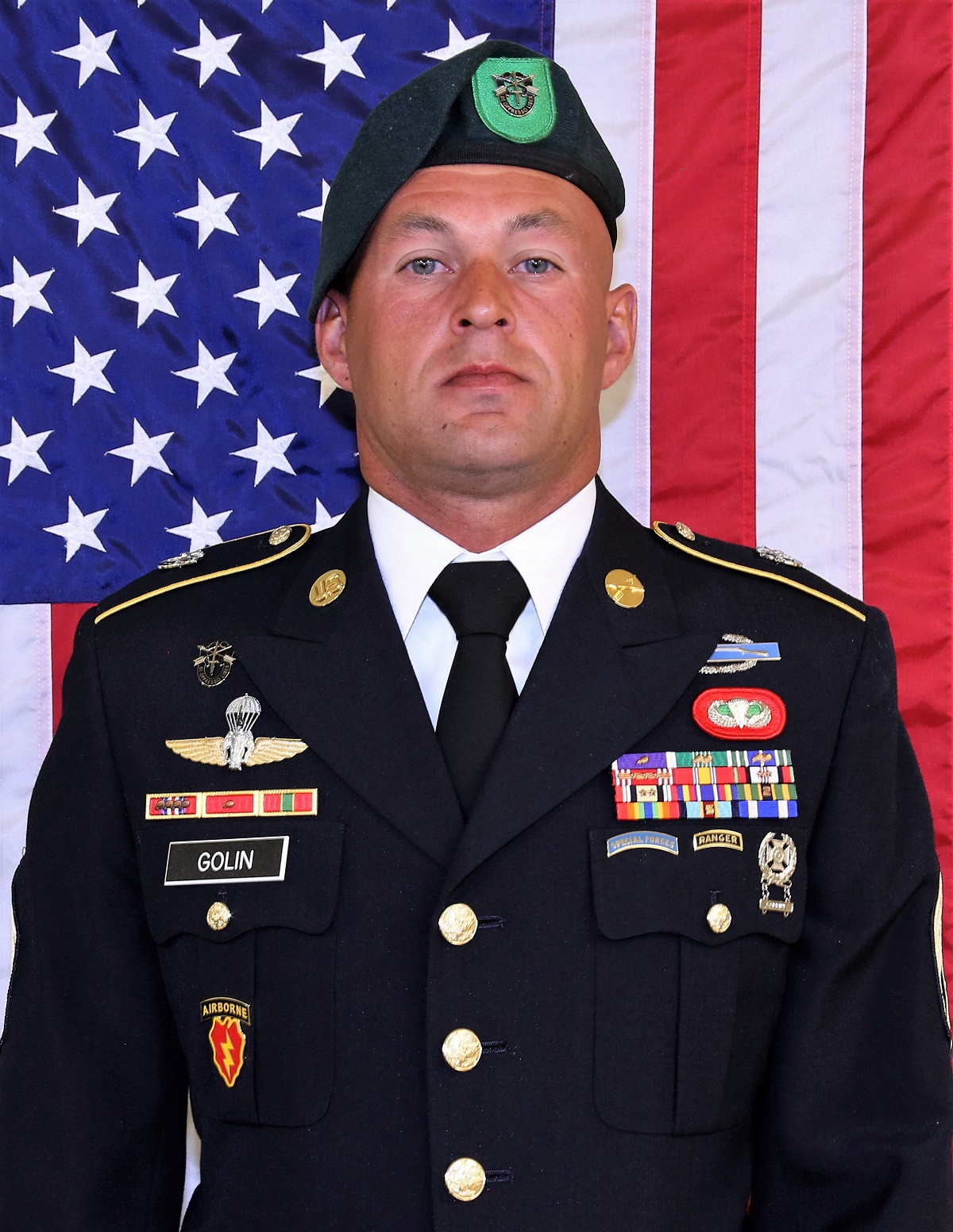 DoD identifies Green Beret killed in New Year's Day attack in Afghanistan
