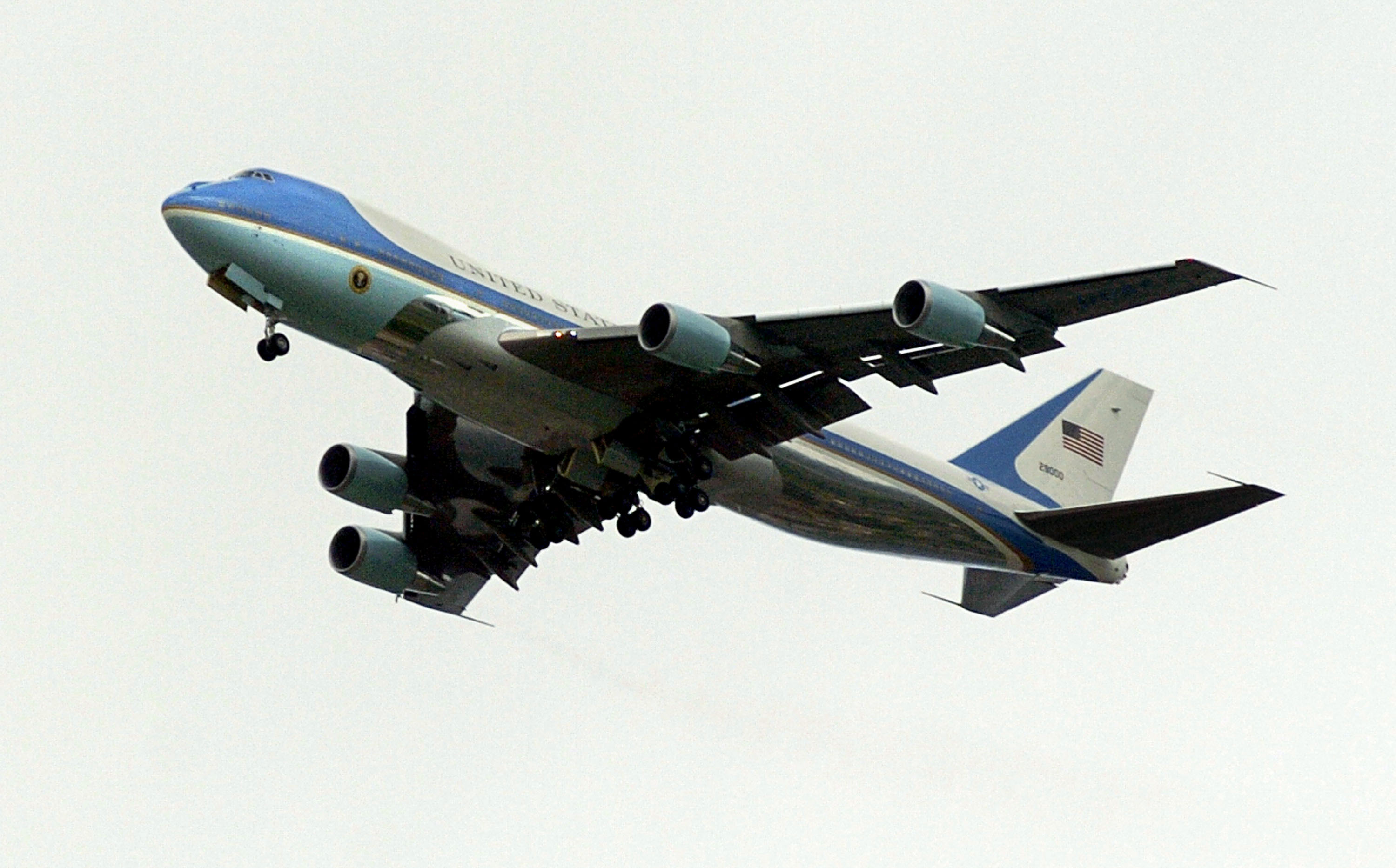 Air Force downplays requirements changes to Air Force One replacement
