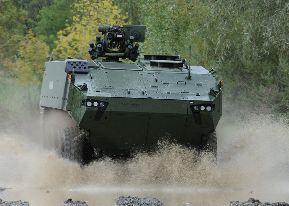 Romania inks $1B deal for hundreds of infantry fighting vehicles