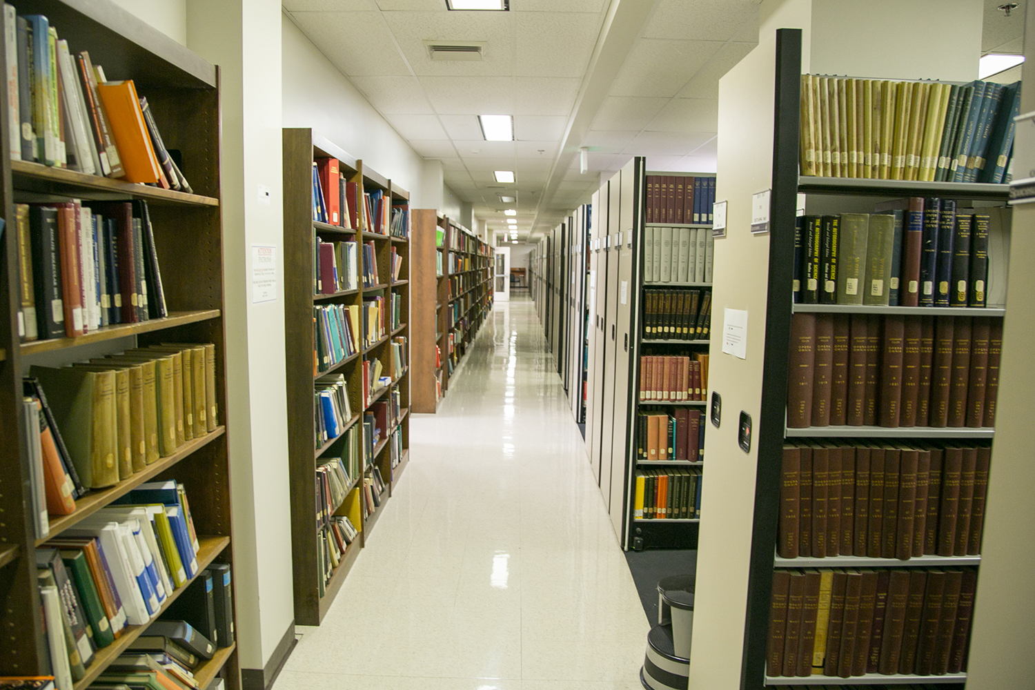 The Redstone Scientific Information Center provides access to a catalog of aerospace engineering-related books, journals, and technical articles for government civilians and contractors who work at or for organizations at Redstone Arsenal and Marshall Space Flight Center. The library ceased operations and converted to an online library model effective Sept. 30.