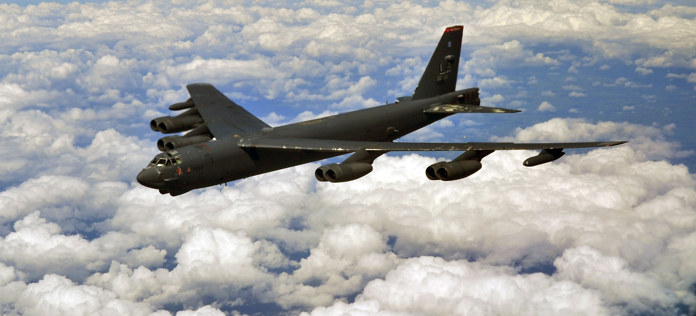 Rolls-Royce offers engine for B-52 propulsion modernization