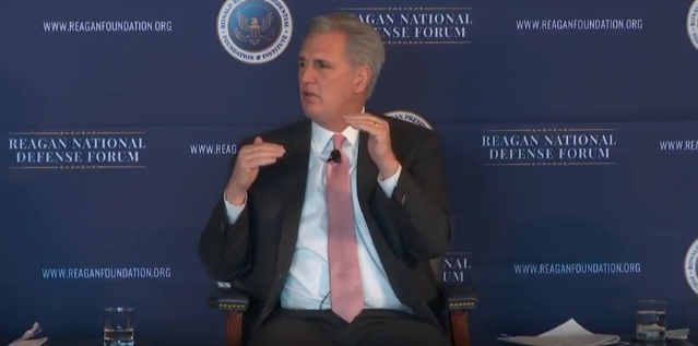 McCarthy: US Congress must pass 2-week CR to win two-year budget deal