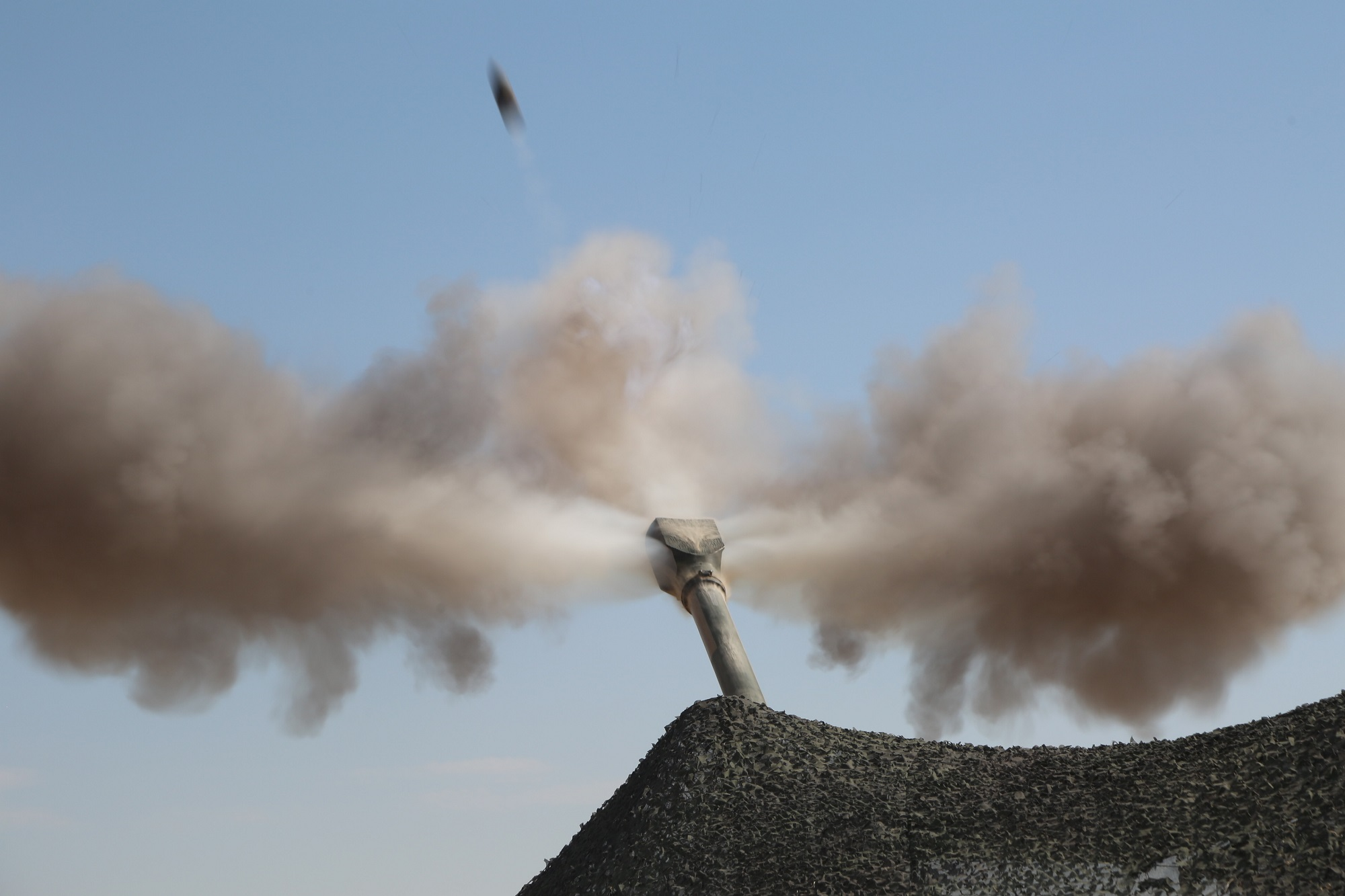 Army works to upgrade 155 mm lethality, range and accuracy