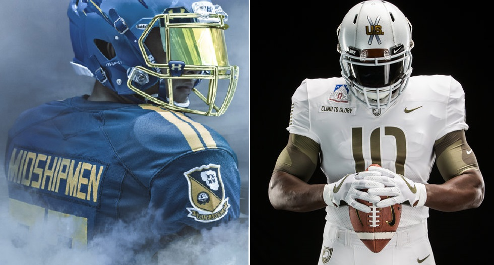 Army-Navy uniform poll: Who's got the best gear?