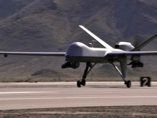 Air Force: Depleted batteries, failed generator caused MQ-9 Reaper crash