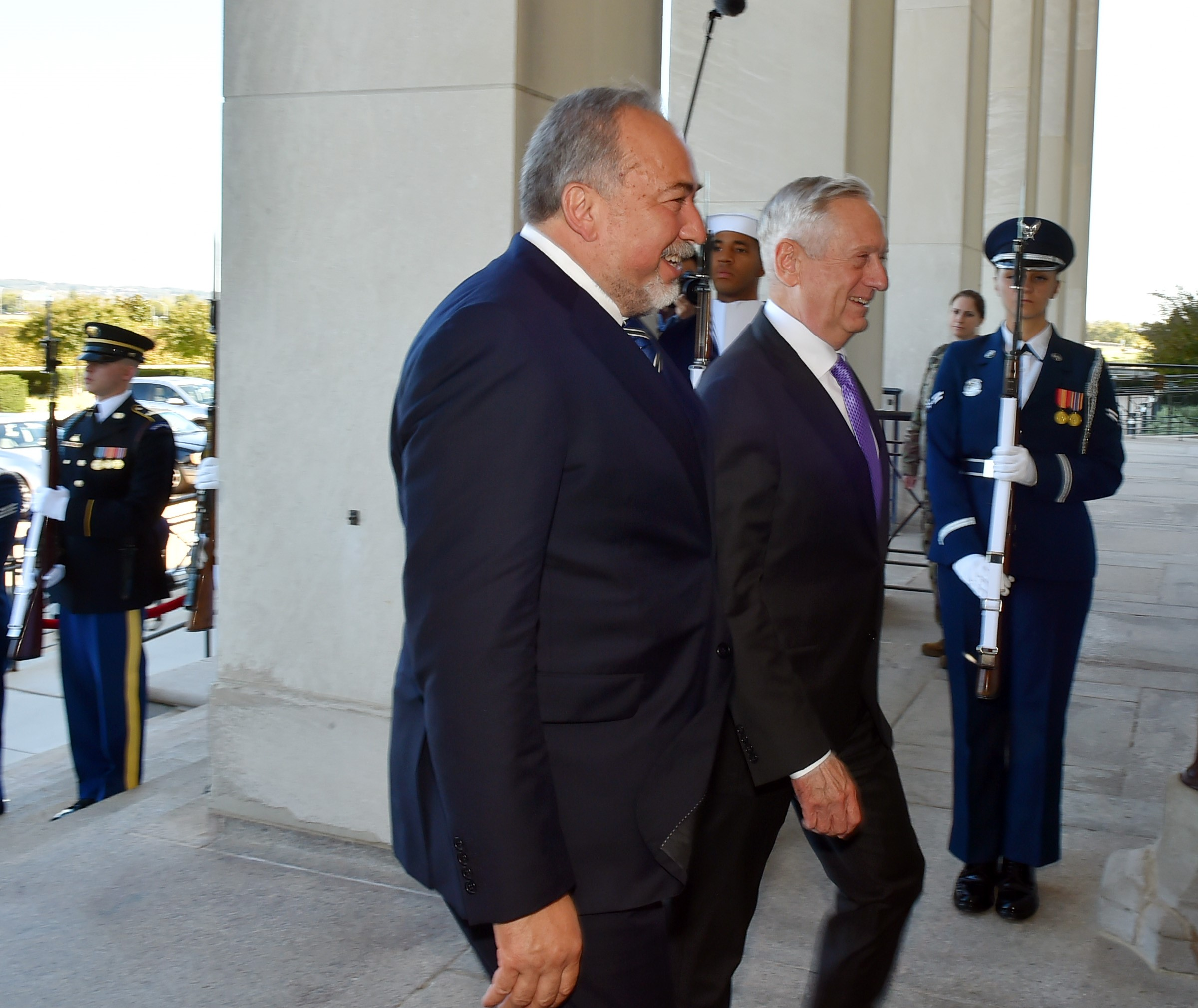 Israeli defense minister hails Trump's new Iran strategy