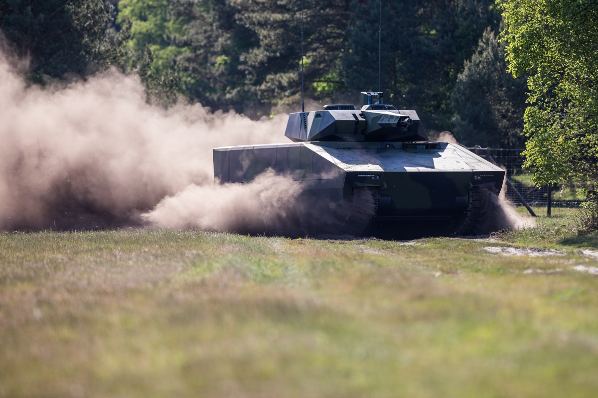 Will this new Rheinmetall combat vehicle spark US Army interest?
