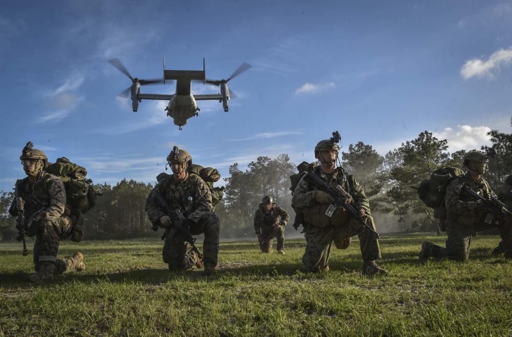 Marine Raiders don't want any M27s