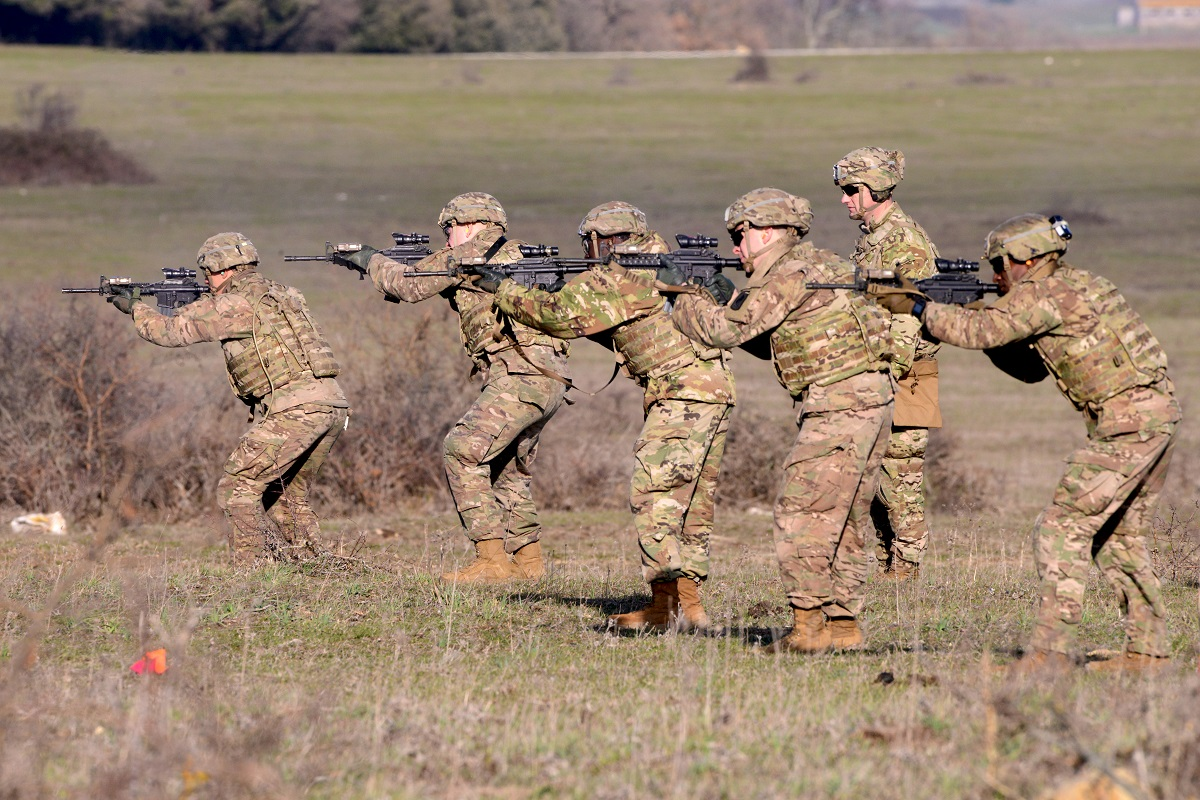 This Mattis-directed task force wants to overhaul the infantry. Here's how it might do that.