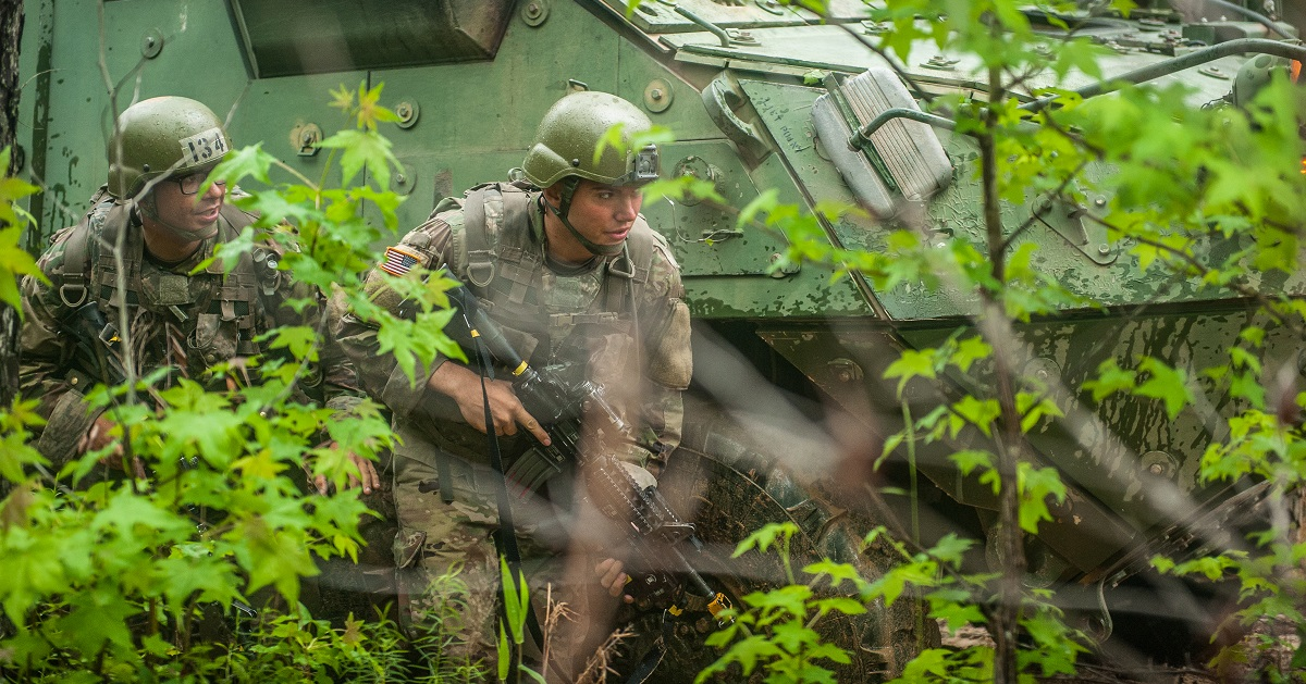 The Army is taking a look at extending initial training for infantrymen