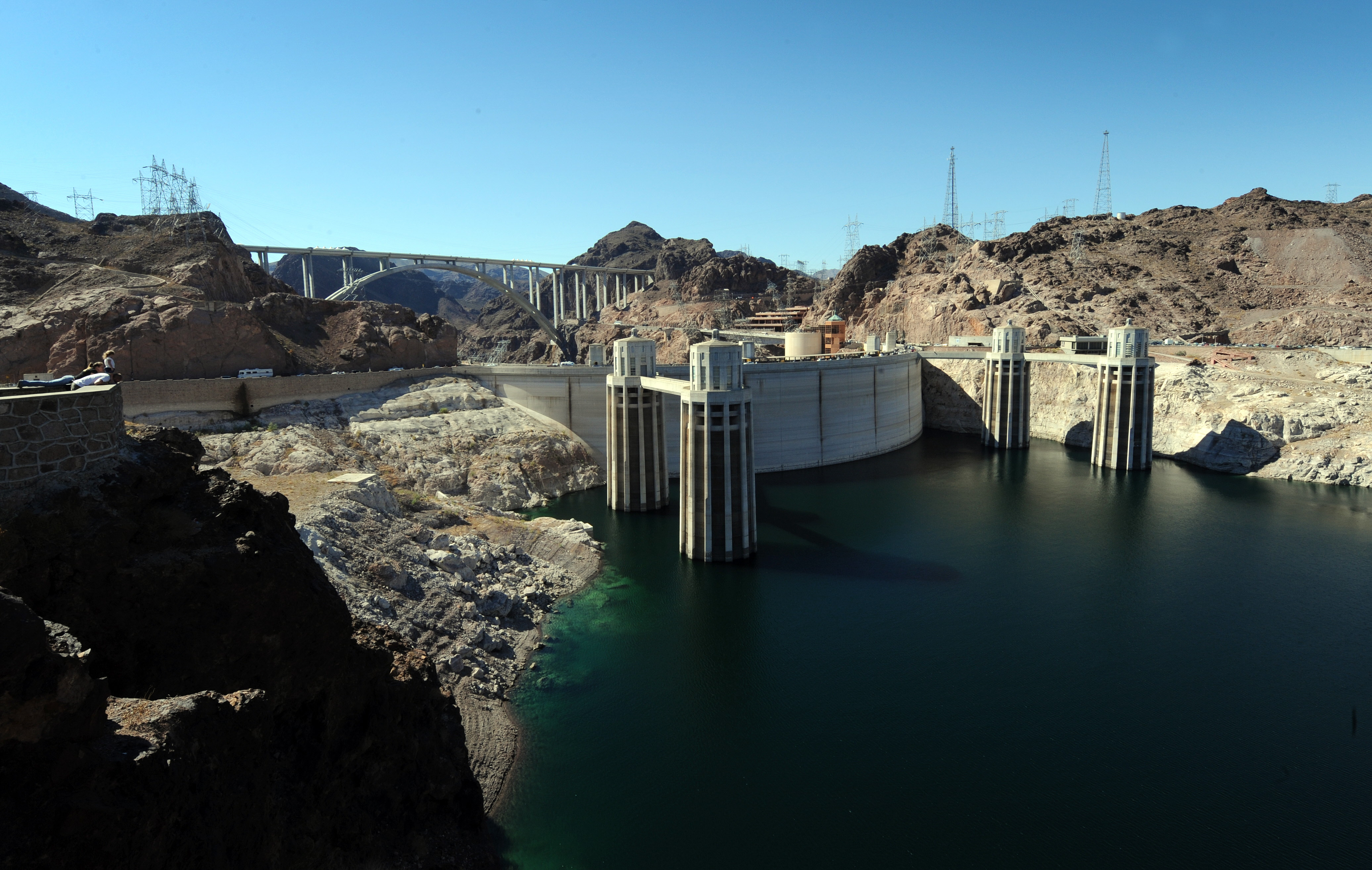 What the Hoover Dam shows about hardening critical infrastructure