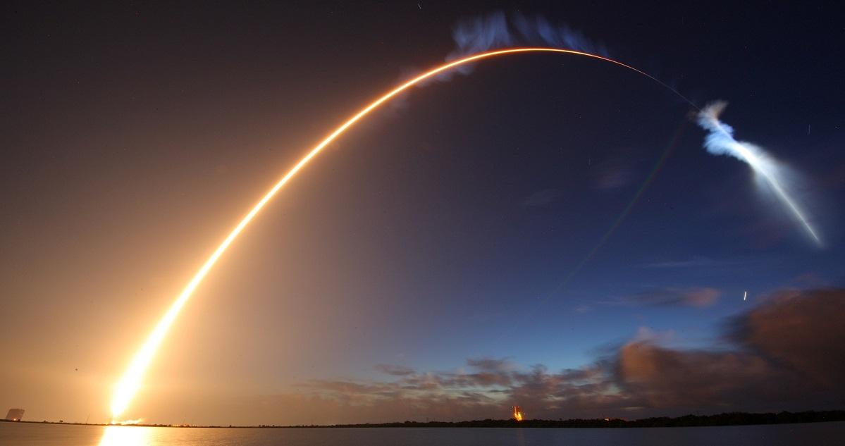The Air Force's 45th Space Wing helped launch the fourth Mobile User Objective System satellite aboard a United Launch Alliance Atlas V rocket in September 2015 from Cape Canaveral Air Force Station, Fla.. (Michael Deep/Spaceflight Insider via Air Force)