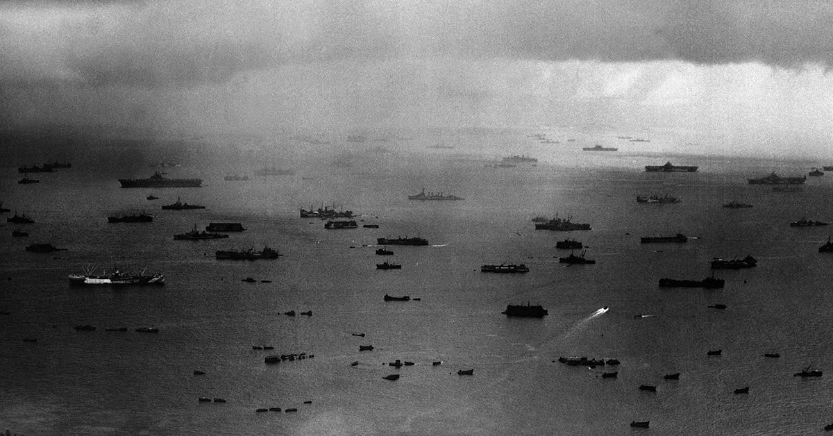Gunboats in Hell: Battle at Iwo Jima