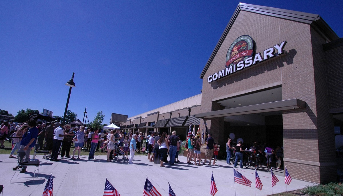 An extra 3 million people will be eligible to shop at commissaries and exchanges, and have certain MWR benefits. (Defense Commissary Agency)
