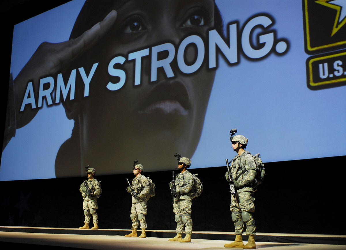 SMA: The 'Army Strong' slogan may not be long for this world