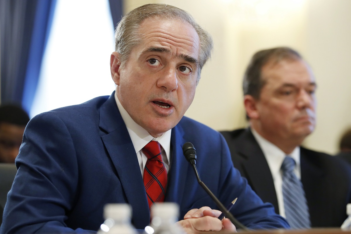 Amid travel scandal, Shulkin vows to root out division within VA leadership