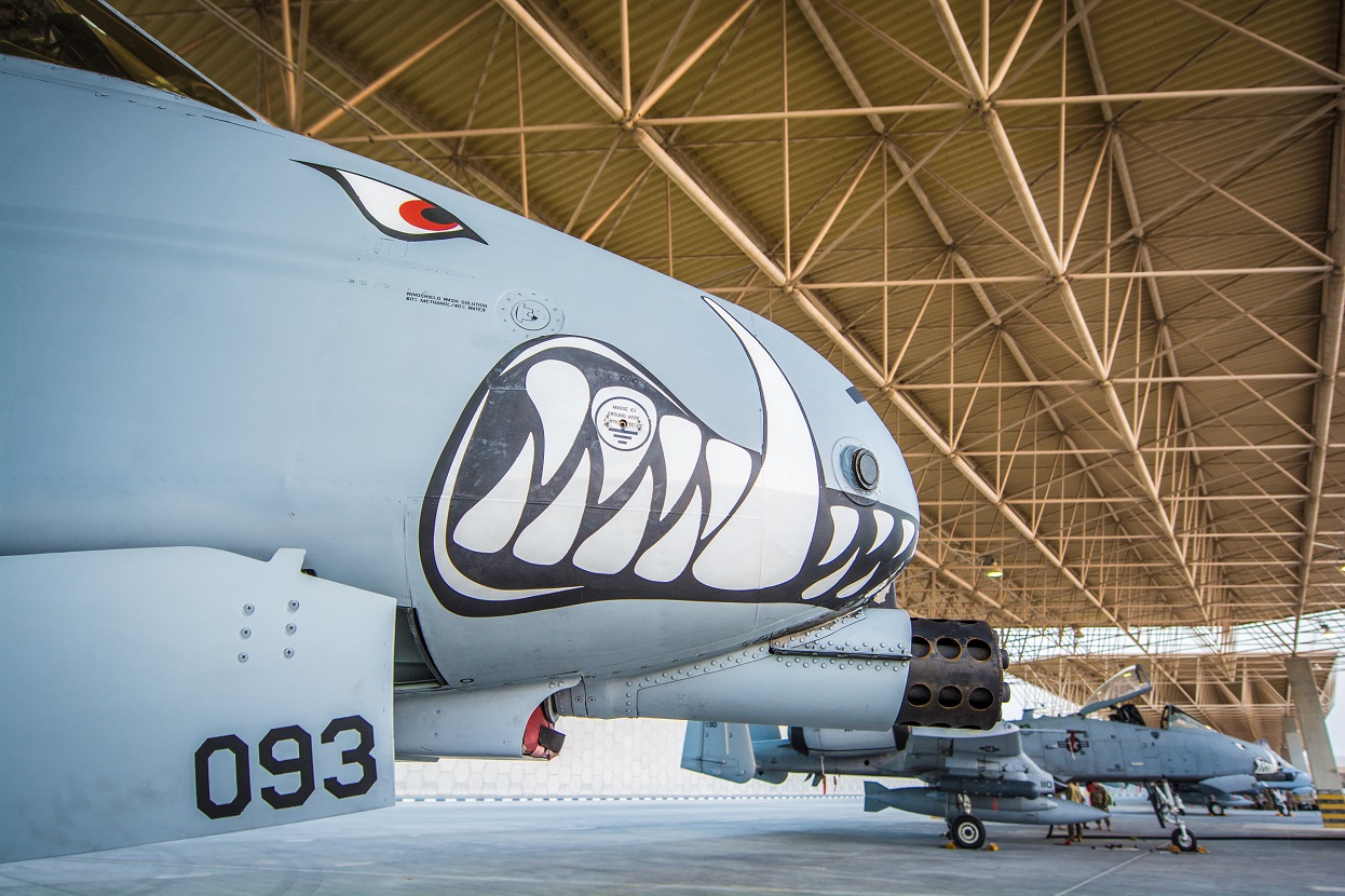 Air Force to order more A-10 wings in FY19 budget request