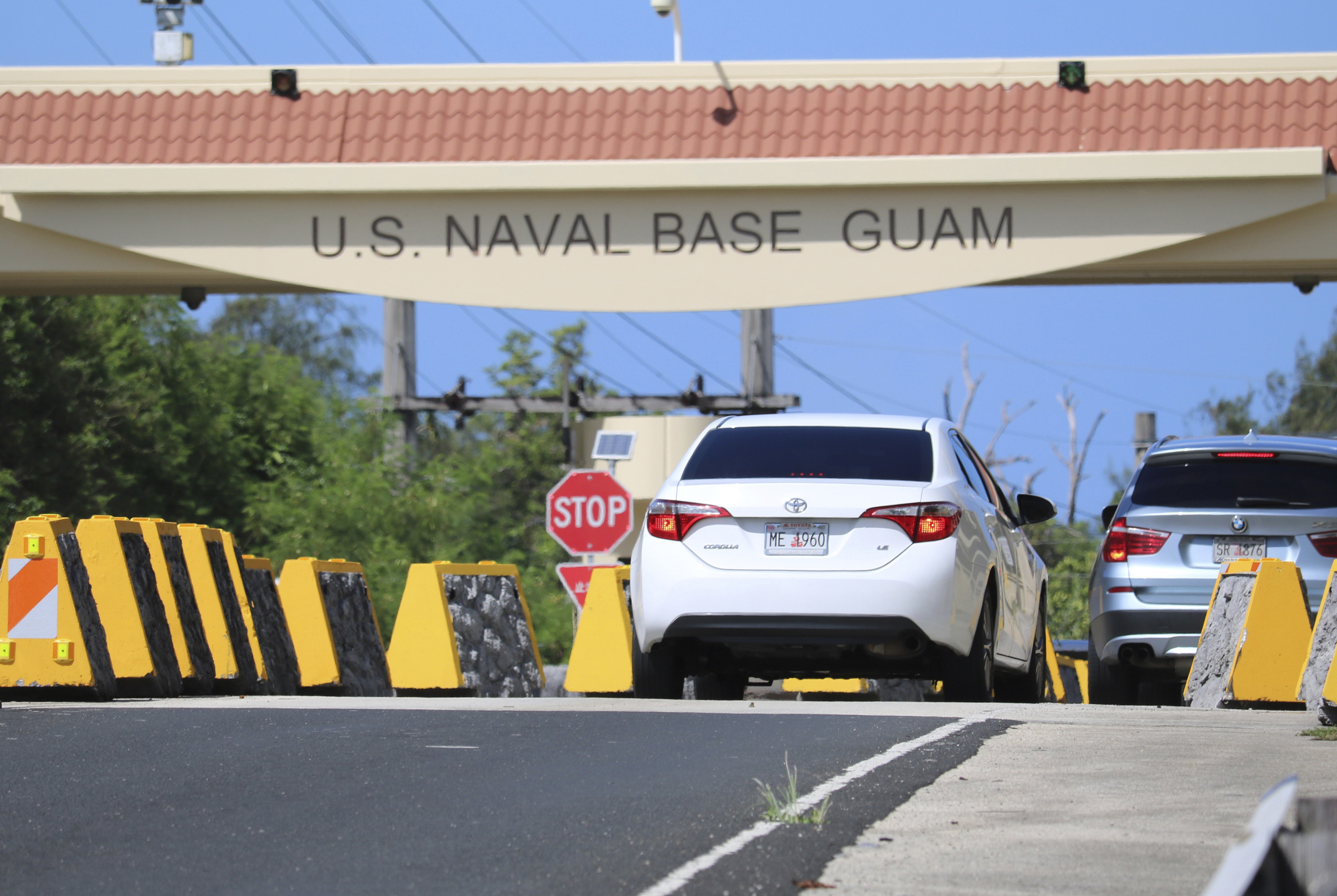 Can North Korea missiles hit Guam?