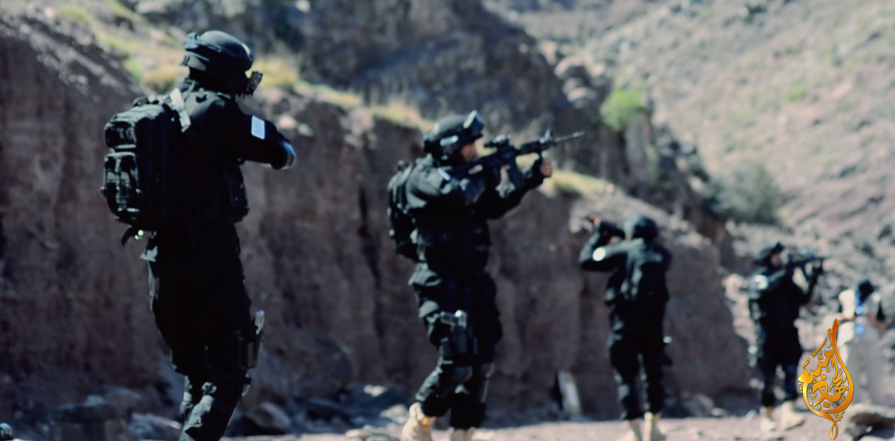 Taliban mimic American commandos in latest propaganda video