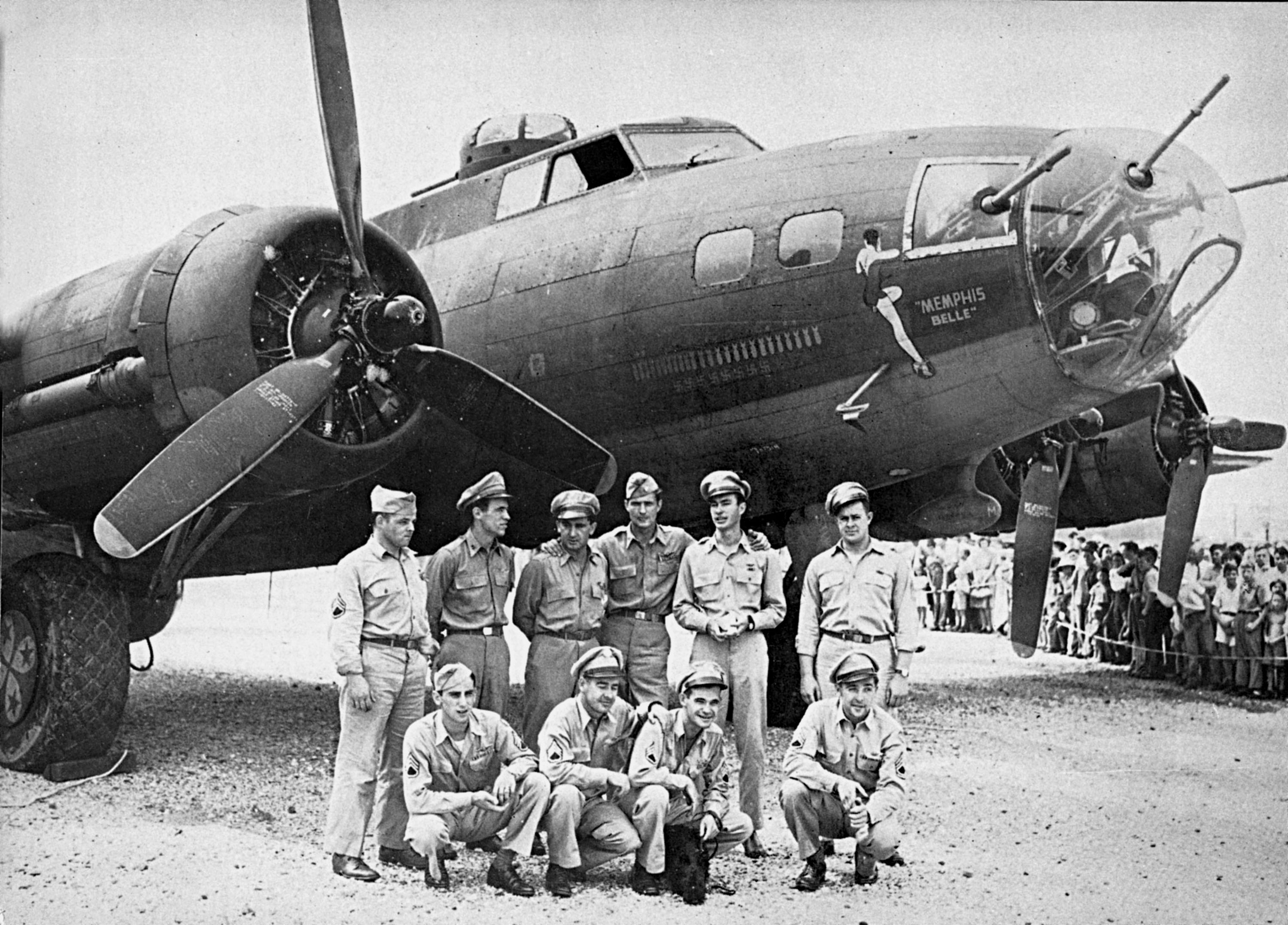 Wwii Memphis Belle B 17 To Be Displayed At National