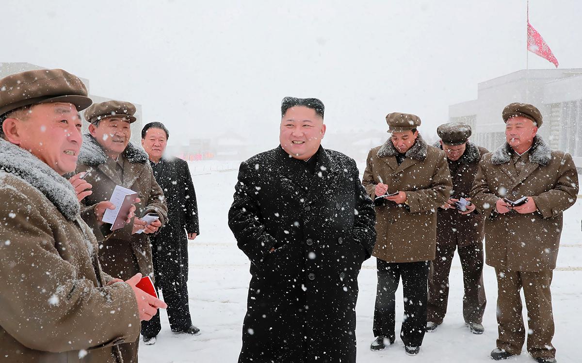 North Korea tested a