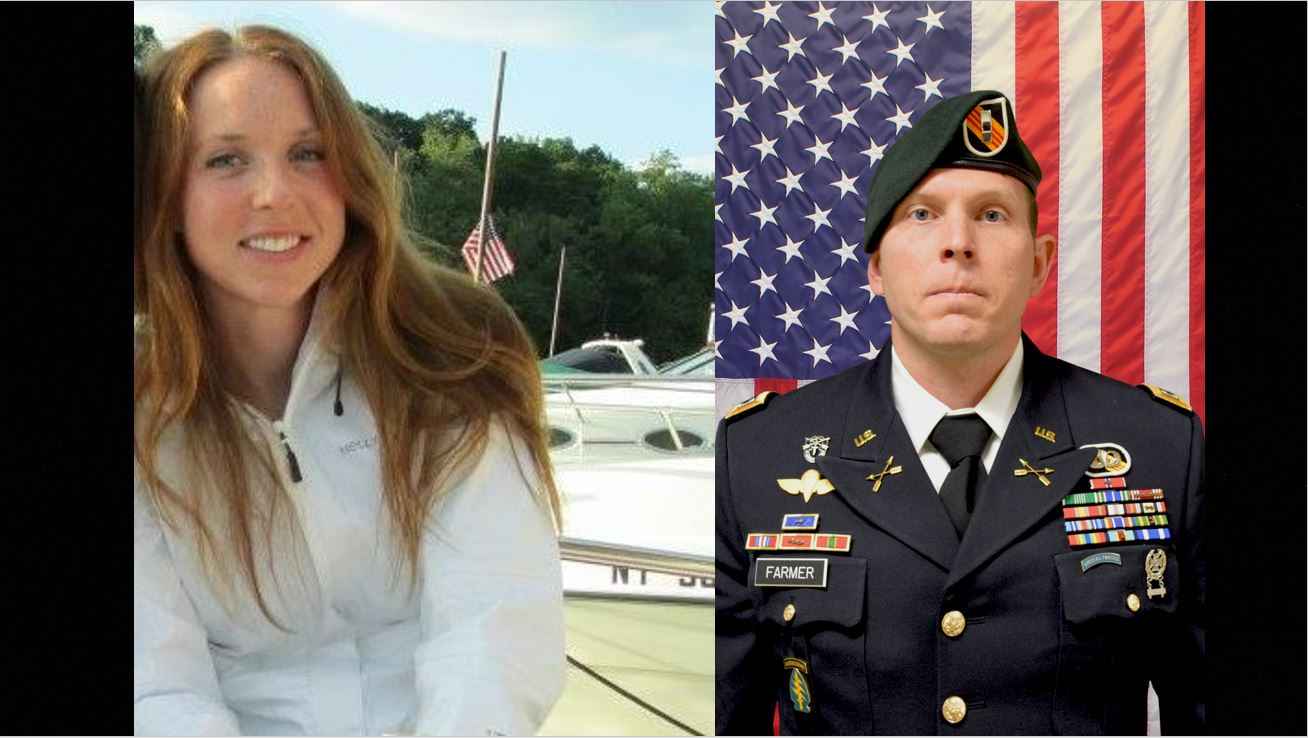The Pentagon has identified two U.S. service members and one Defense Department civilian killed by the Islamic State in Syria. (DoD)