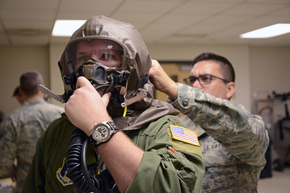 These Yokota airmen's gas mask innovation could save the Air Force millions