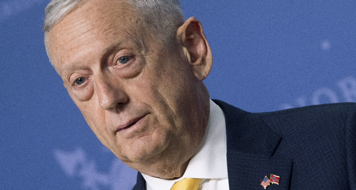 Secretary of Defense Jim Mattis wants to see the military justice system used for discipline more than in the past. (Jim Watson/AP)