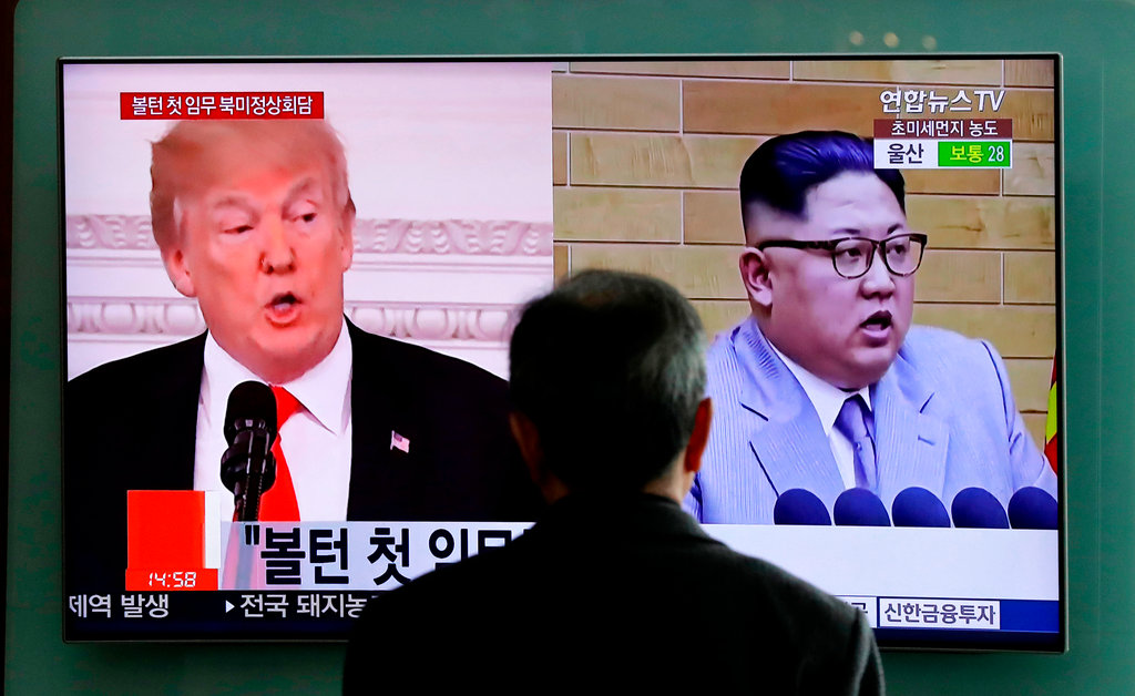 US official says North Korean leader ready to discuss nukes