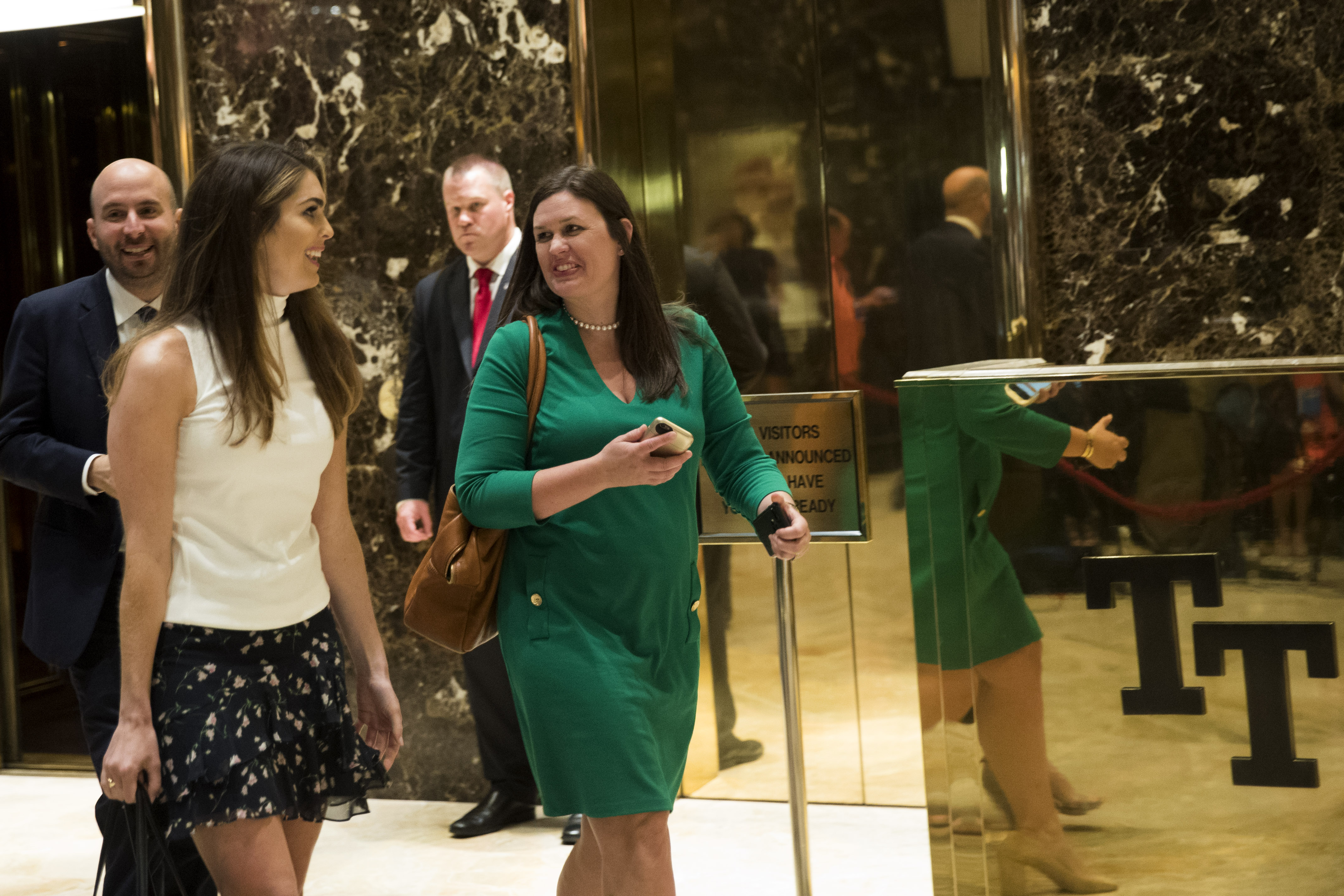 White House names Hope Hicks as communications director