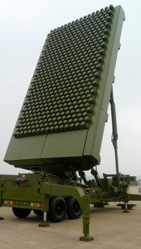 China S Anti Stealth Radar Comes To Fruition