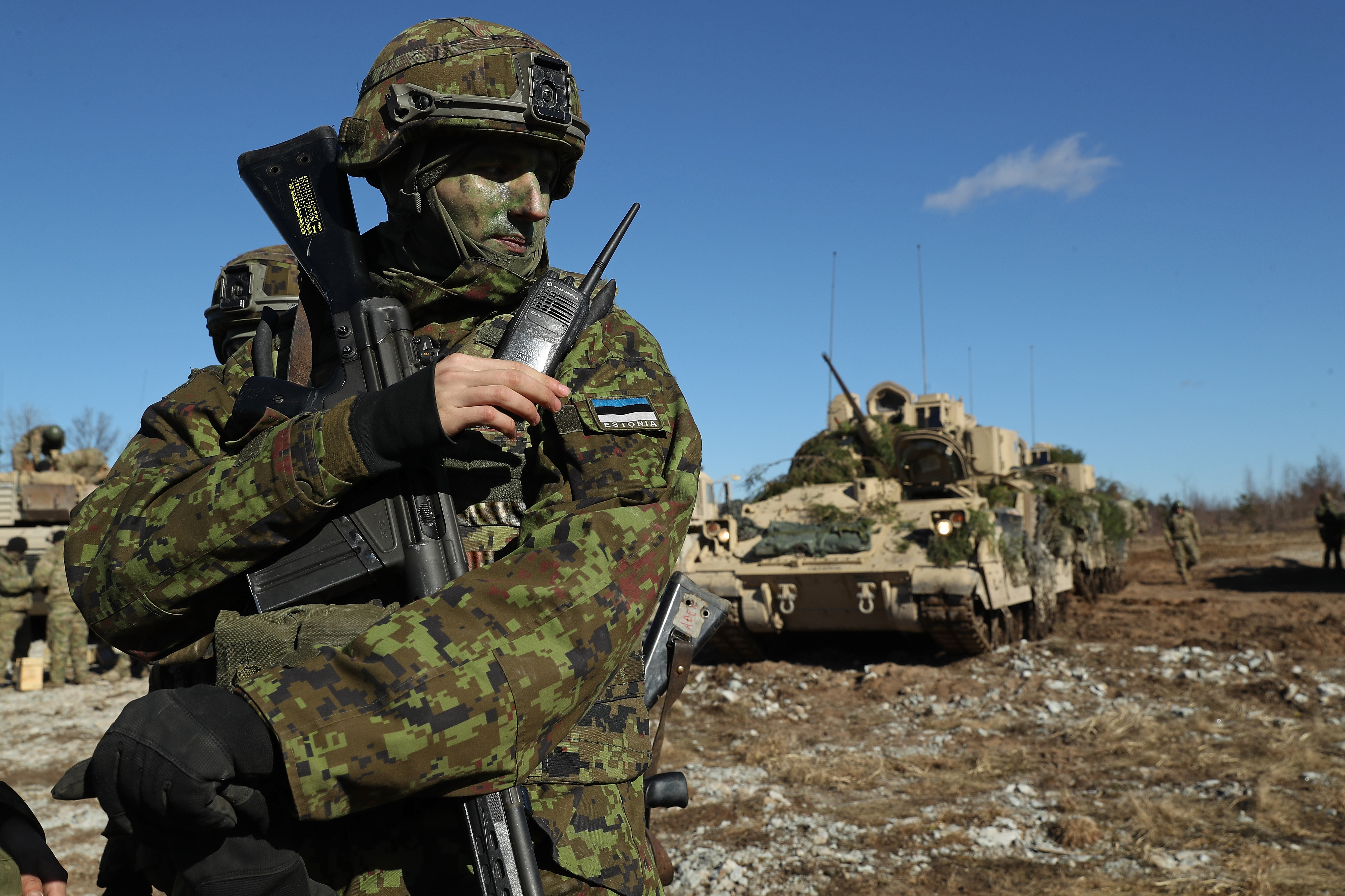 Estonian official: Cyber must be part of core military education