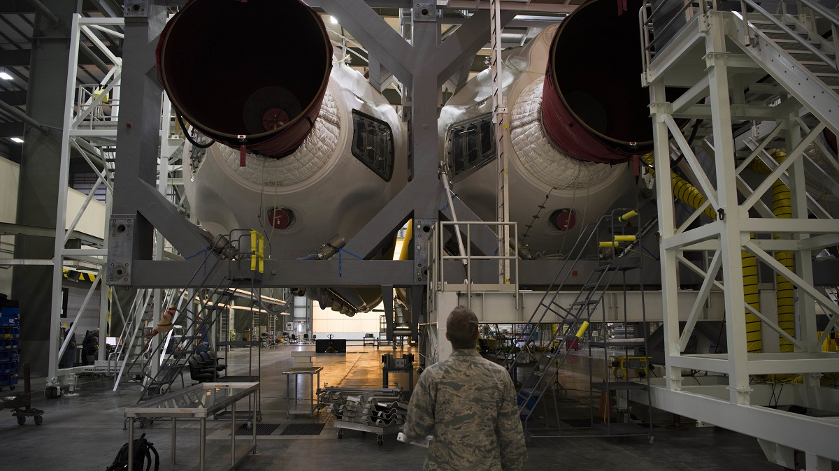 Air Force leadership: Don't expect immediate Space Force changes
