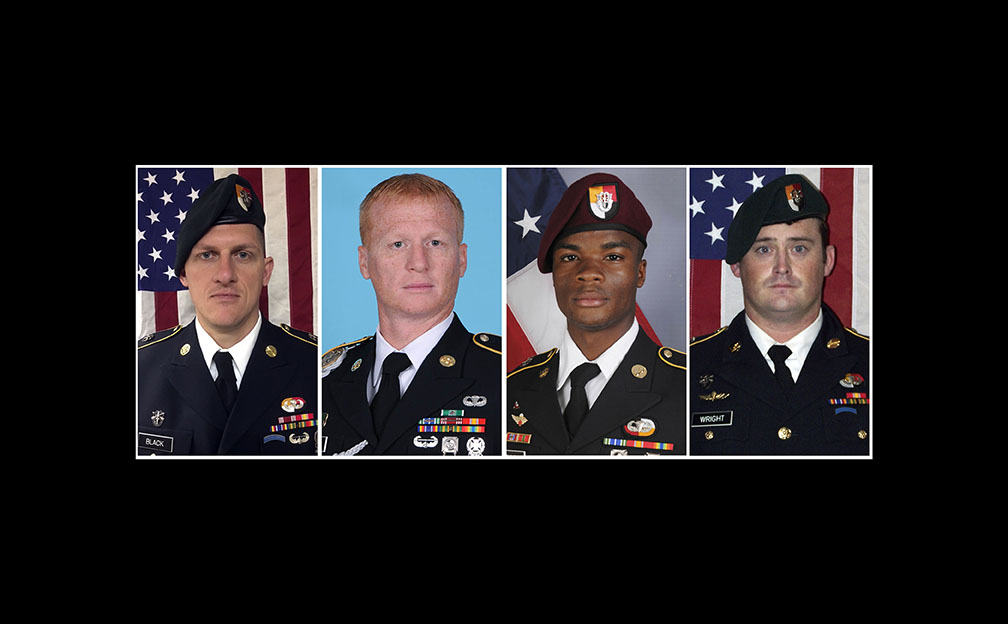 AFRICOM 2-star general tasked to lead Niger attack investigation